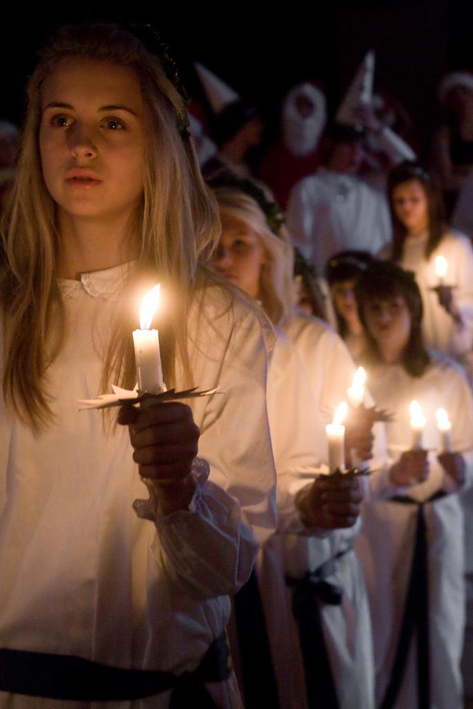 Lucia_procession